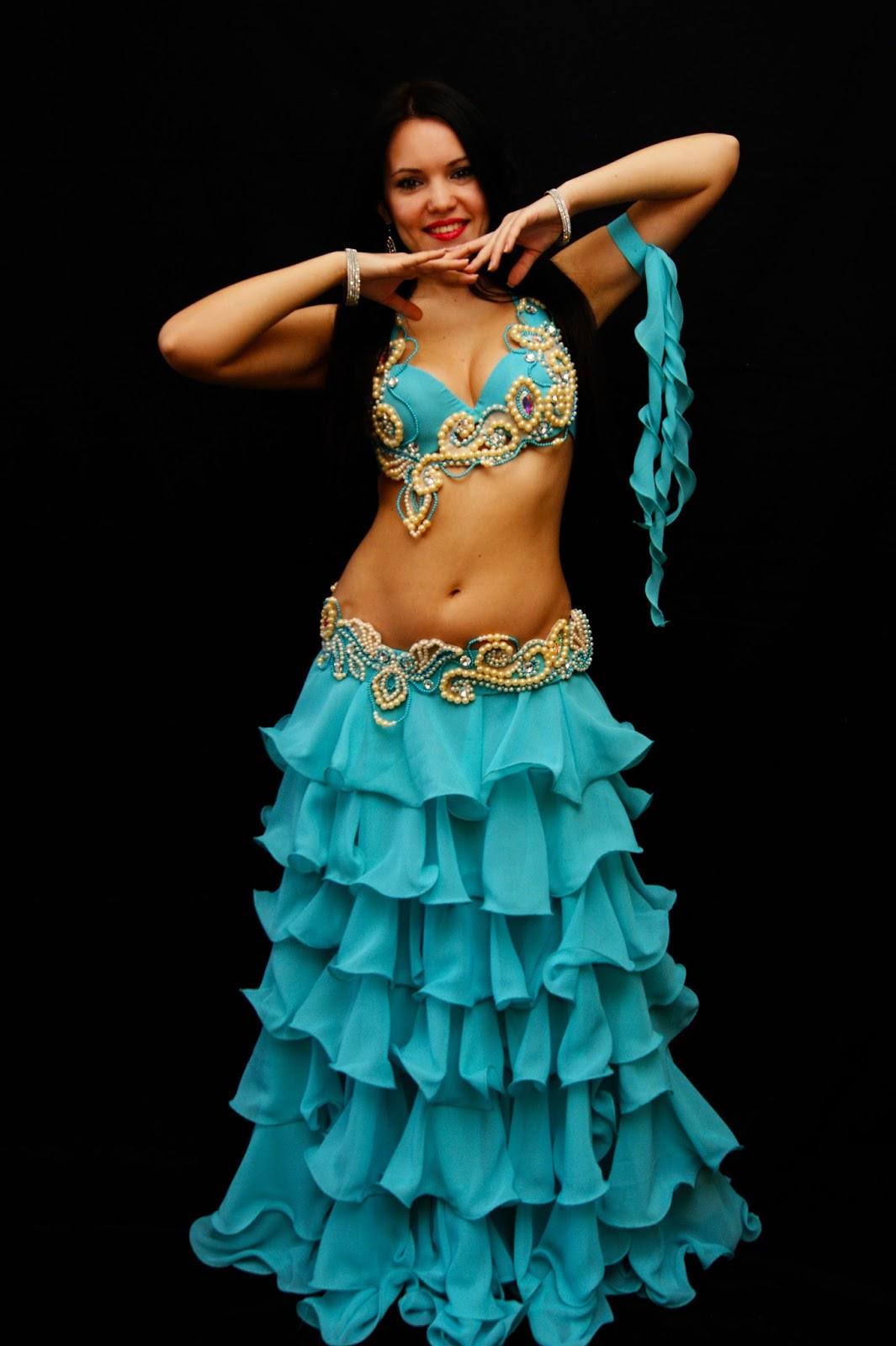 Сшить костюм для восточных танцев своими руками для девочек
