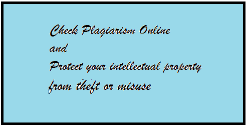 free plagiarism checking tools