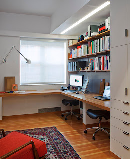 Harlem Residence Home Office