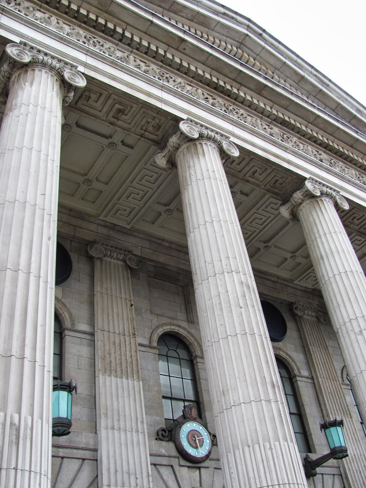 General Post Office in Dublin, Ireland