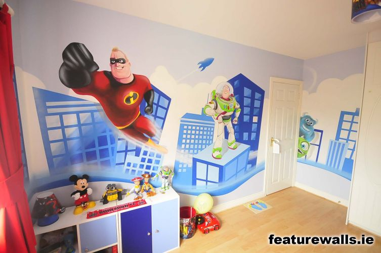 Kids Bedrooms Painting Ideas