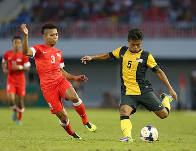 Xem lại đầy đủ trận U23 Malaysia vs U23 Singapore