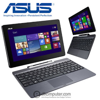 Harga Notebook Hybrid ASUS Transformer Book T100CHI-FG010B
