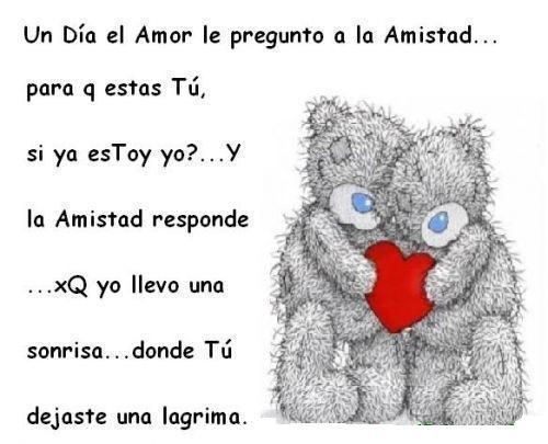 Imagen de Amistad para Facebook