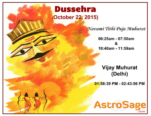 Discover the customs, rituals & traditions associated with Dussehra. Ninth day , i.e. Navami of Sharad Navratri 2015 is today.