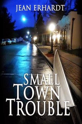 http://www.amazon.com/Small-Town-Trouble-Jean-Erhardt-ebook/dp/B00COEGW16/ref=sr_1_3?s=books&ie=UTF8&qid=1395785523&sr=1-3&keywords=jean+erhardt