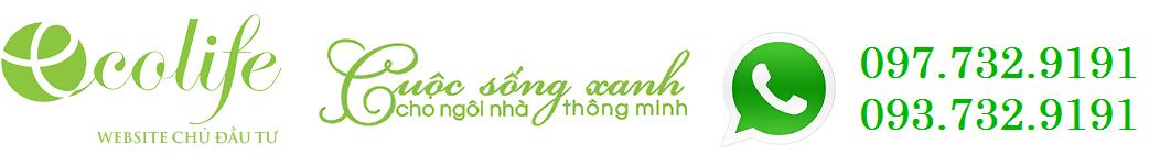 Wedsite giới thiệu dự án Chung Cư Ecolife Tây Hồ - Thủ Đô JSC