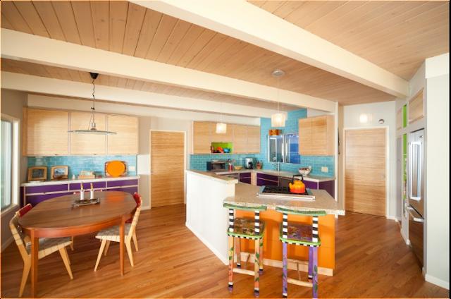 Orange kitchen ideas for Orange kitchen ideas