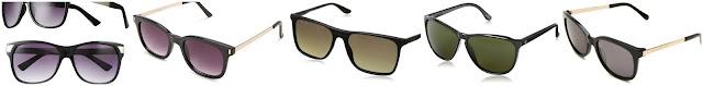 Jennifer Lopez Genius Square Sunglasses $15.99 (regular $34.00)  A.J. Morgan Standard 88361 Wayfarer Sunglasses $20.80 (regular $24.00)  Carrera CA6012S Wayfarer Sunglasses $60.60 (regular $129.00)  Electric Encelia Cayeye Sunglasses $63.28 (regular $99.95)  Kate Spade Gayla Oval Sunglasses $80.72 (regular $150.00)