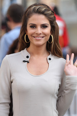 Maria Menounos Long Braided Hairstyle Lookbook