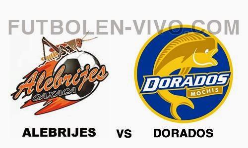 Alebrijes de Oaxaca vs Dorados