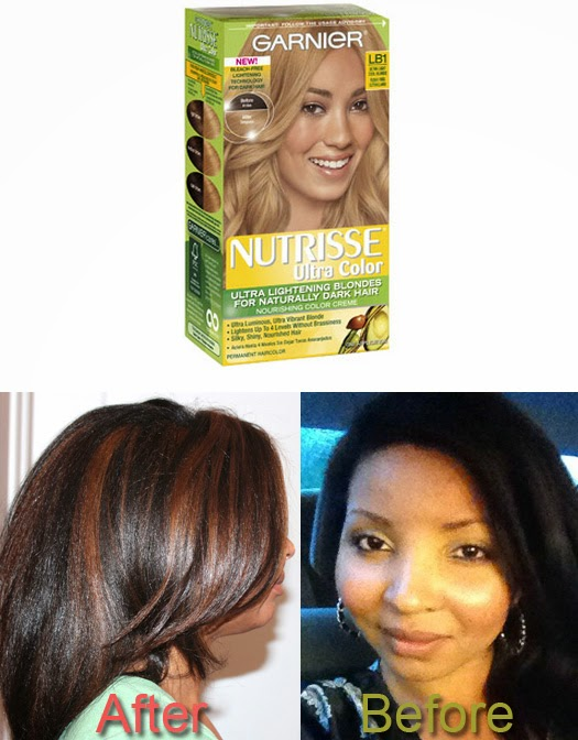 Garnier Nutrisse Hair Color Highlights Hairs Picture Gallery