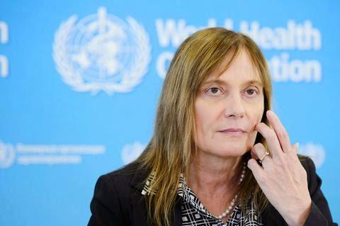 Υποδιευθύντρια του ΠΟΥ θα δοκιμάσει εμβόλιο κατά του Εμπολα!