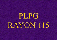 Jadwal dan Daftar Nama Peserta PLPG 2013 Rayon 115 UM Tahap 1