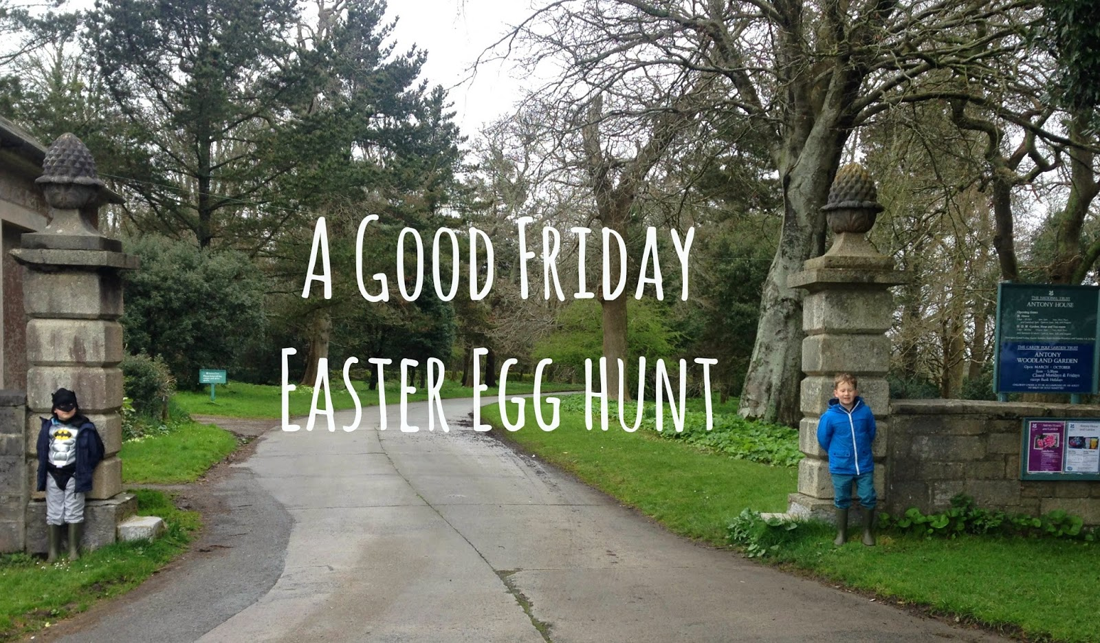 easter, egg, national trust, antony house, cadbury, 2015,