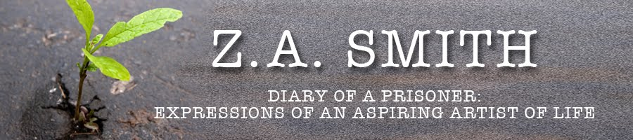 DIARY OF A PRISONER: EXPRESSIONS OF AN ASPIRING ARTIST OF LIFE