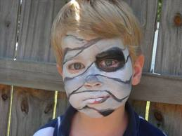easy face painting for kids ideas halloween face painting