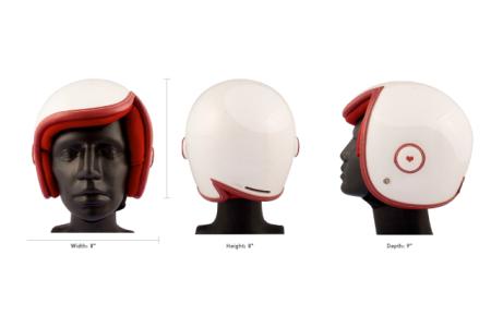 Luxy Vespa Helmet | Vespa Helmet | Scooter Helmet | Motorcycle Helmet | Vespa Helmet concept