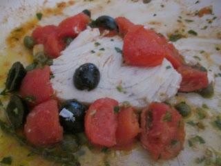 filetti di pesce spada alla siciliana