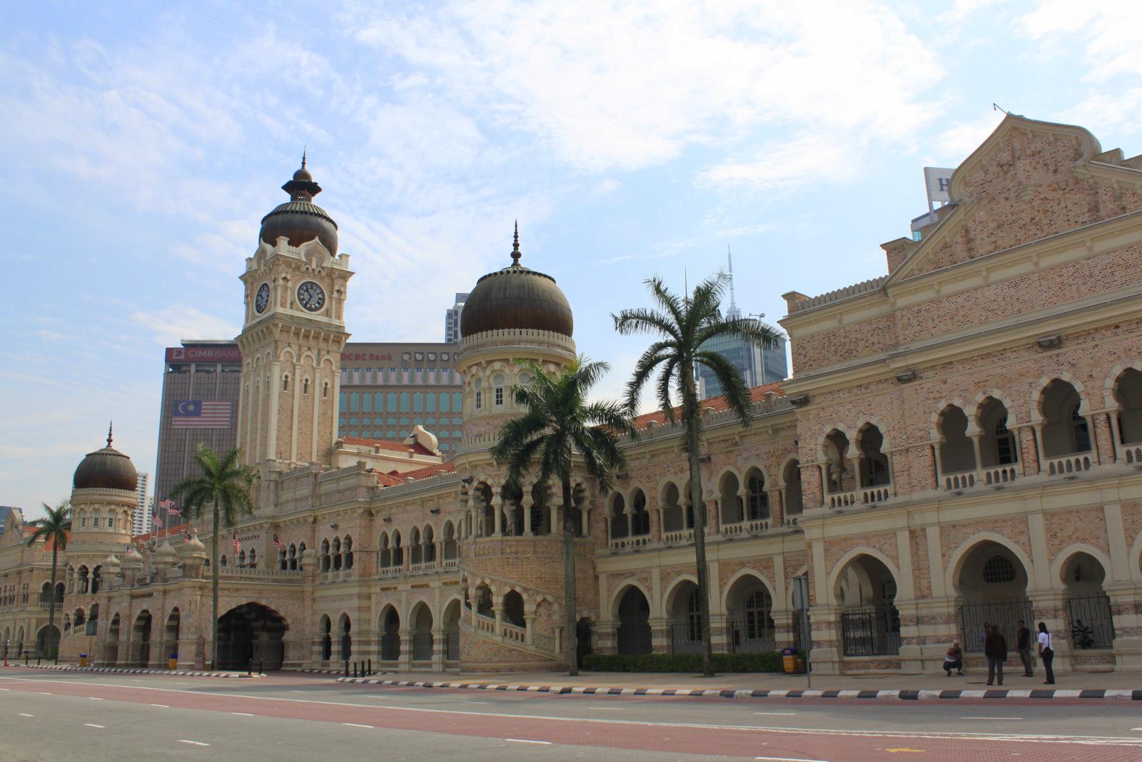 Sultan Abdul Samad Building -Kuala Lumpur