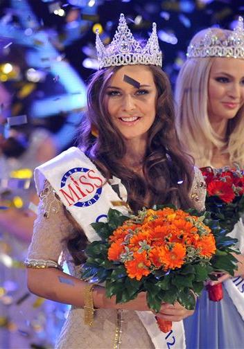 Ceska Miss Czech Republic Universe 2012 Tereza Chlebovska
