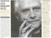 El papa Ratzinger. Debido a las recientes noticias sobre el cambio de . el papa ratzinger
