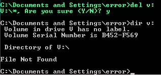 how to run chkdsk f write protected drive
