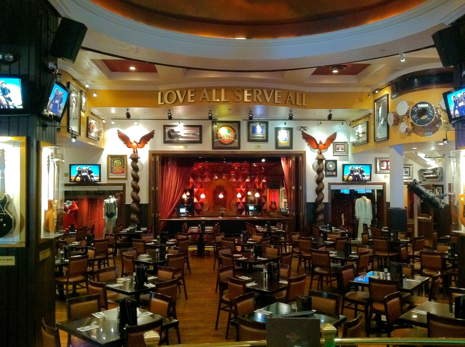 Nuclear Weapons Hard Rock Cafe