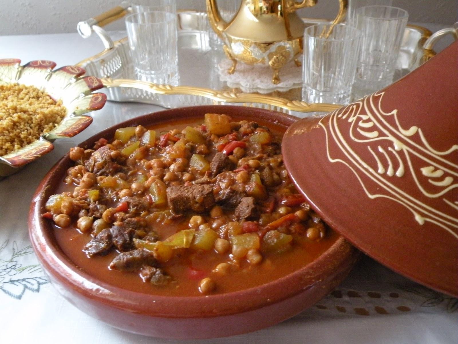 kochen mit herz: marokkanische rezepte - Marokkanische Küche Rezepte
