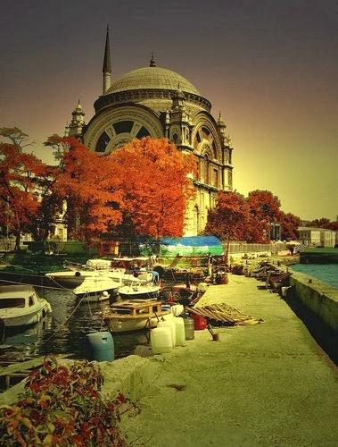 Dolmabahce Masjid - ISTANBUL,Turkey