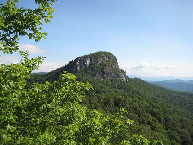 Путешествие в Америку. Красота Северной Каролины
