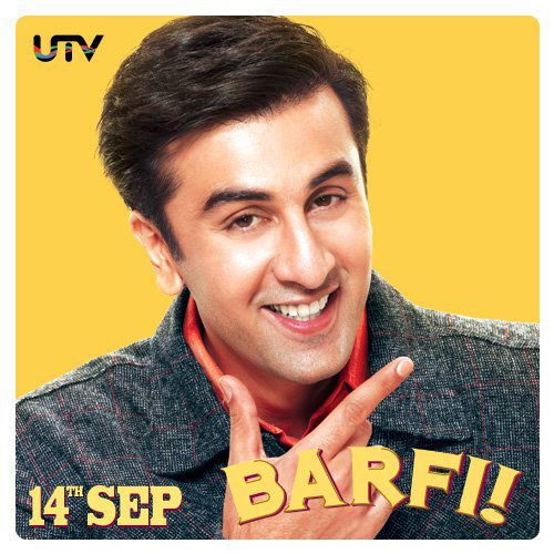 Ranbir Kapoor Barfi! Movie Still Riding Bicycle - Barfi! Movie Stills - Ranbir Kapoor Latest