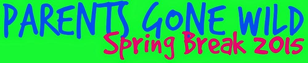 spring break banner