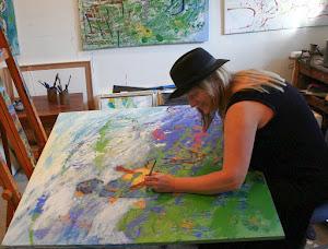 Klik på billedet og se min hjemmeside www.Lk-kunst.dk