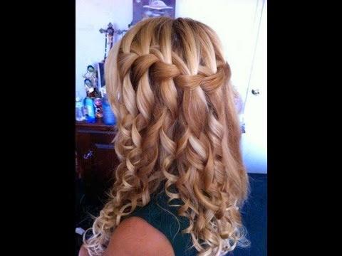 Maquillaje Y Peinados2015 Peinados Cabello Suelto - Peinados-cabello-suelto