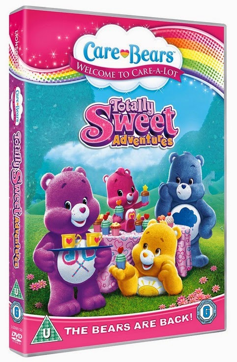 The Care Bears Totally Sweet Adventure DVD, Care and share charm, Welcome to Care-a-lot