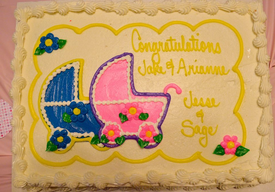 Costco Baby Shower Cakes Cake from costco-don't let