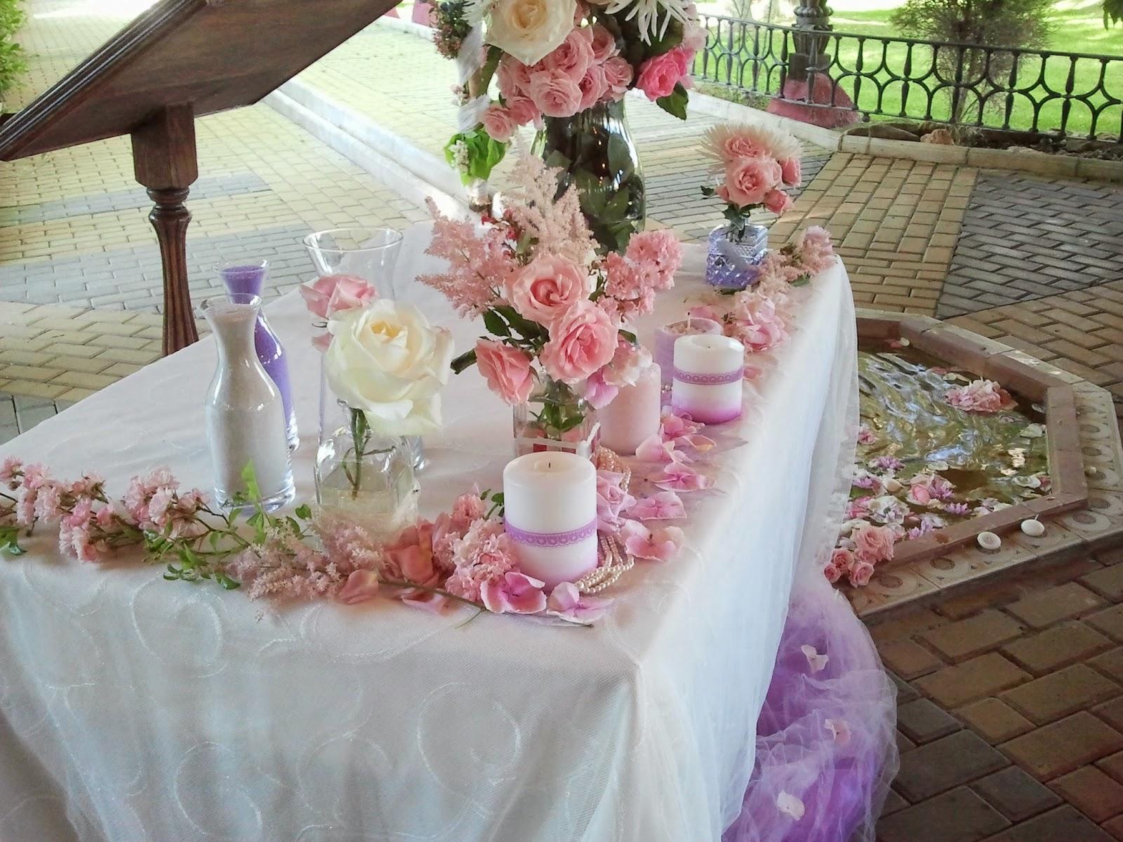 Decoraci n de bodas vintage r stico chic jard n de lili - Decoracion rustico chic ...