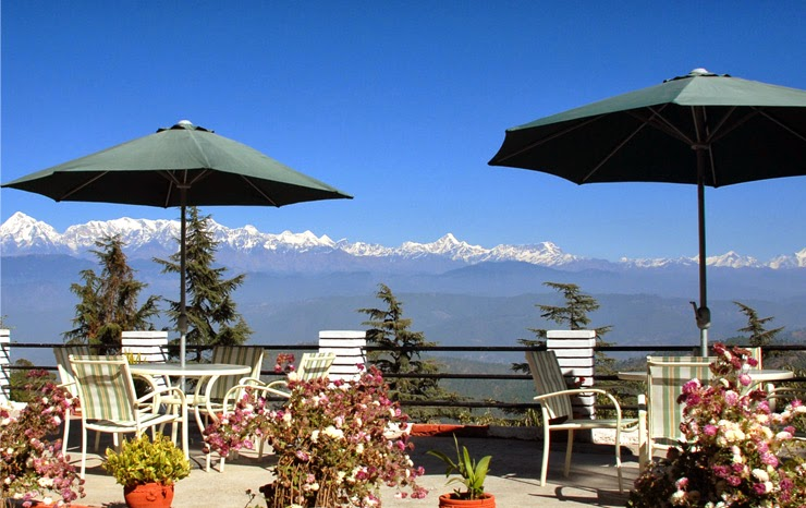A View to Thrill, Kausani