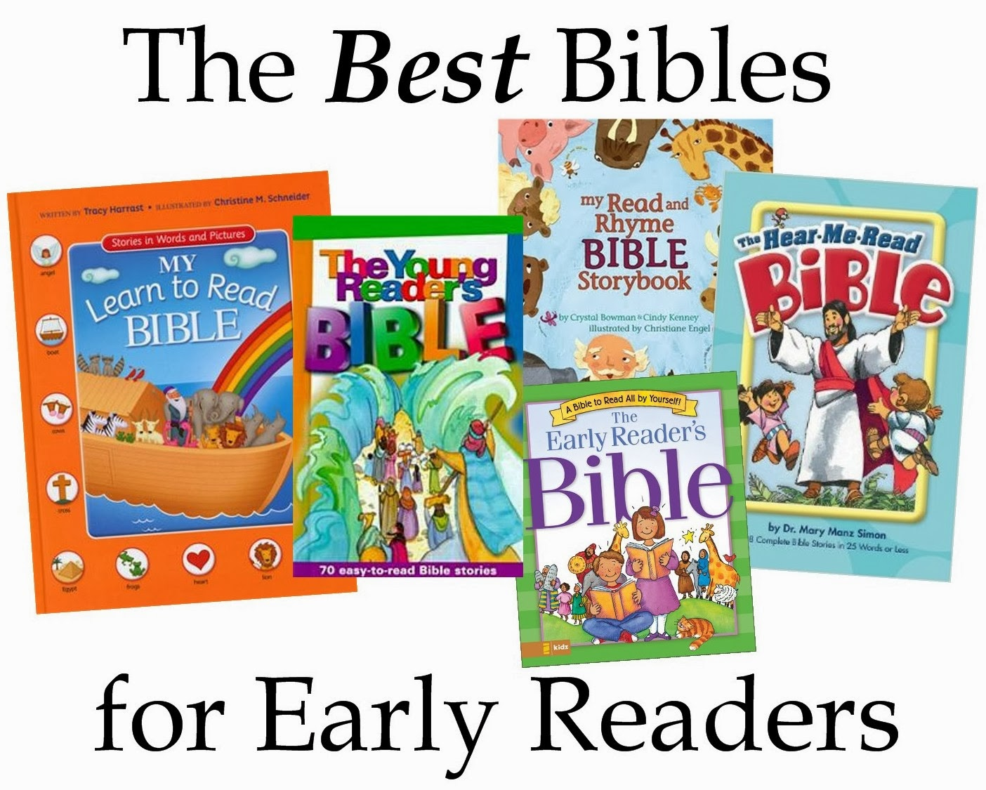 christian children u0027s book review the best bibles for early readers
