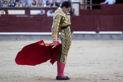 corridas de toros Feria del caballo texcoco 2016