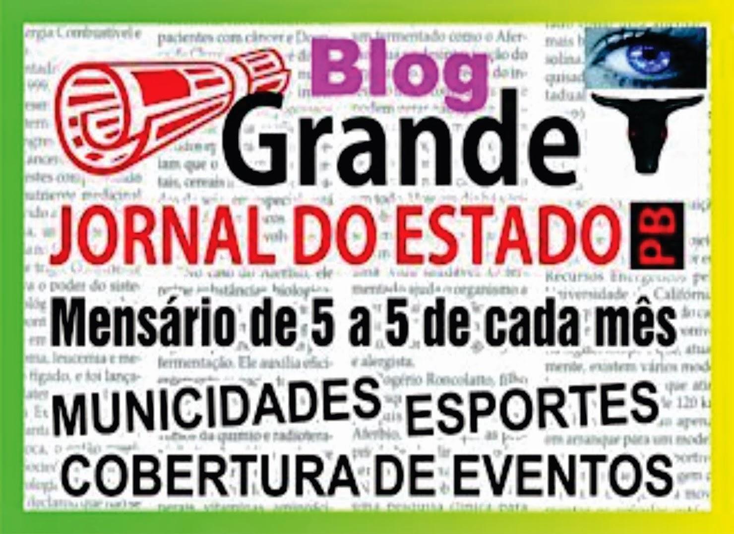 ATIVIDADES  DO NOSSO GRANDE JORNAL DO ESTADO PB