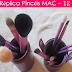 Kit de Pincéis Réplica MAC e Sigma