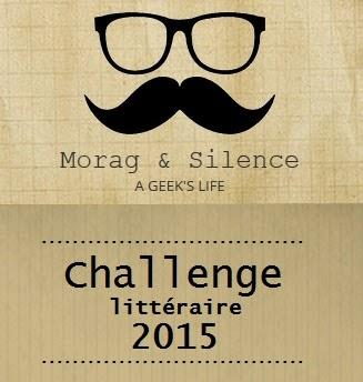 Challenge littéraire 2015