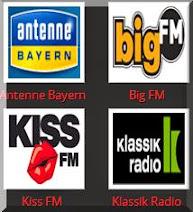 ★ Rádios  Alemanha