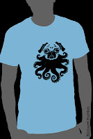 Octopug t-shirt