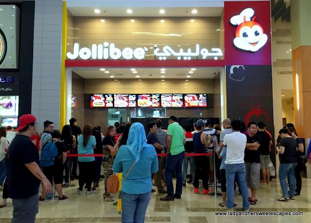 Jollibee at The Dubai Mall