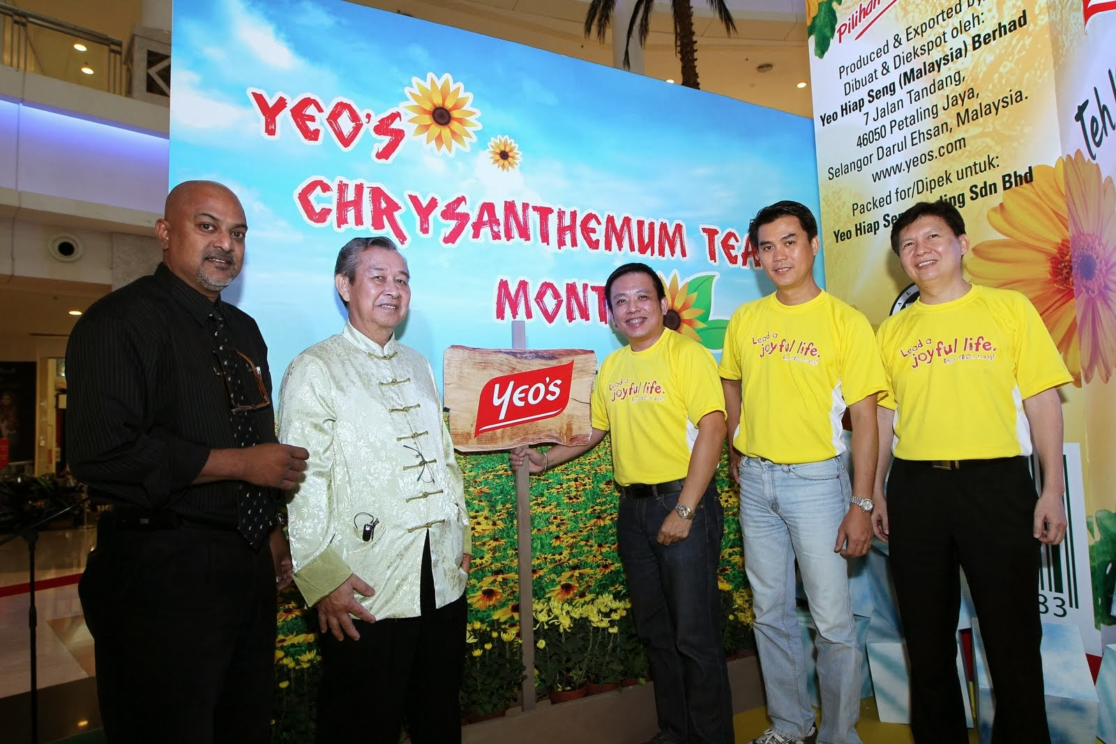 the success story yeo hiap seng News - detailed news story regional news singapore news malaysia news yeo hiap seng last done: 1220: change +0020 please refer to the attached letter to shareholders and annual report in relation to yeo hiap seng limited's sixty-first annual general meeting to be held on 26 april 2017.