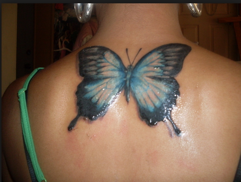 How to choose a butterfly tattoo art for your tattoo for How to decide what tattoo to get