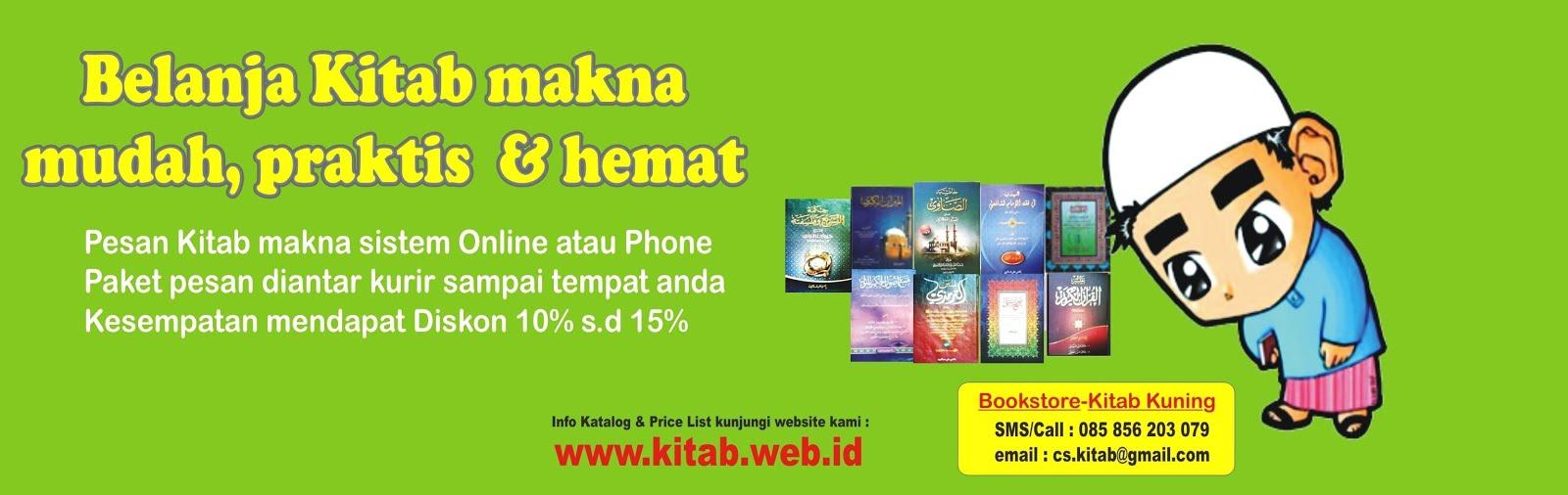 KITAB KUNING MAKNA & BUKU ISLAM